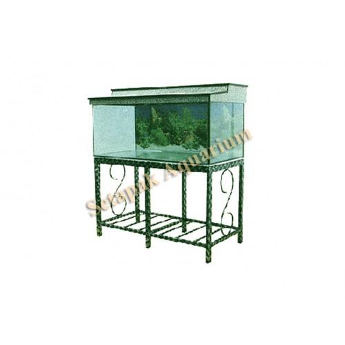 Aquarium stand steel steel aquarium stands metal for Metal fish tank stand